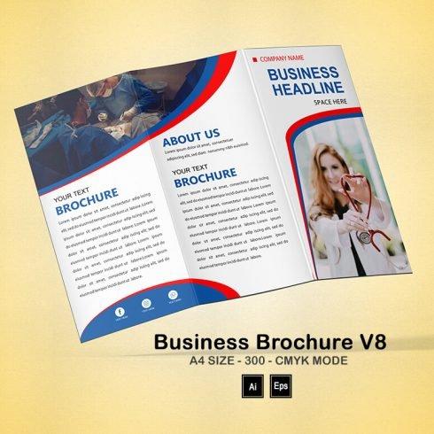 Health Coach Brochure Template 2021 - PREVIEW 29 490x490