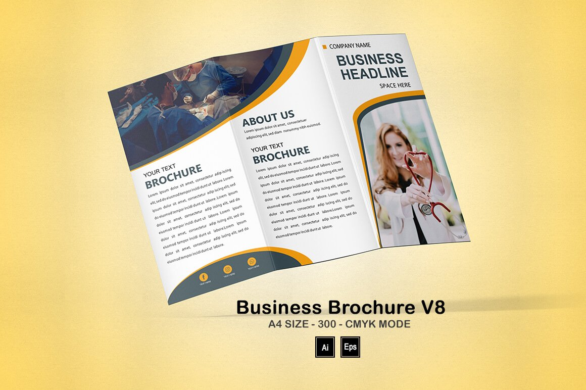 Health Coach Brochure Template 2021 - PREVIEW 31
