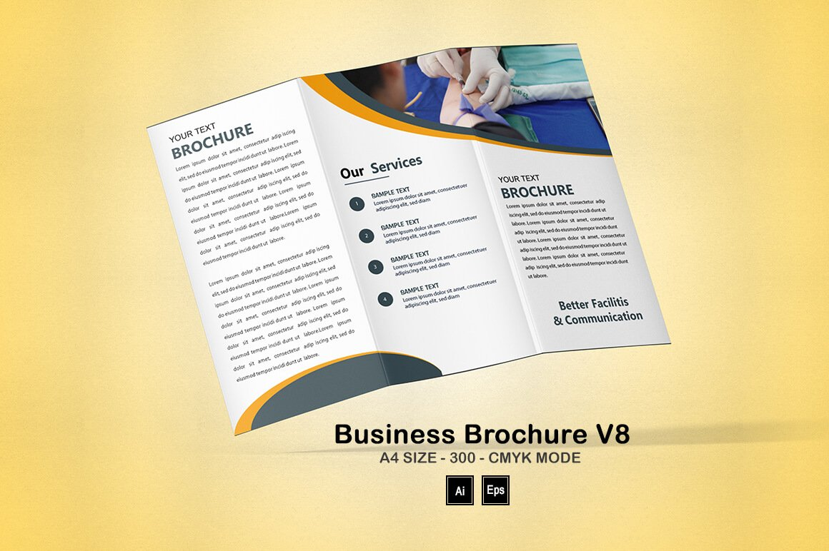 Health Coach Brochure Template 2021 - PREVIEW 32