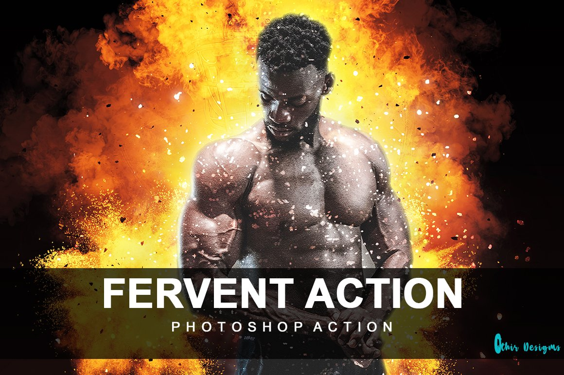 21 in 1 Creative Photoshop Actions Bundle - PREVIEW 52