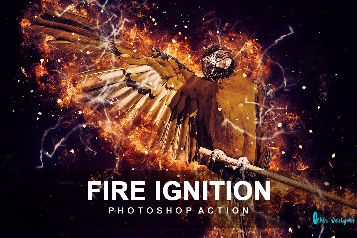 21 in 1 Creative Photoshop Actions Bundle - Preview 02