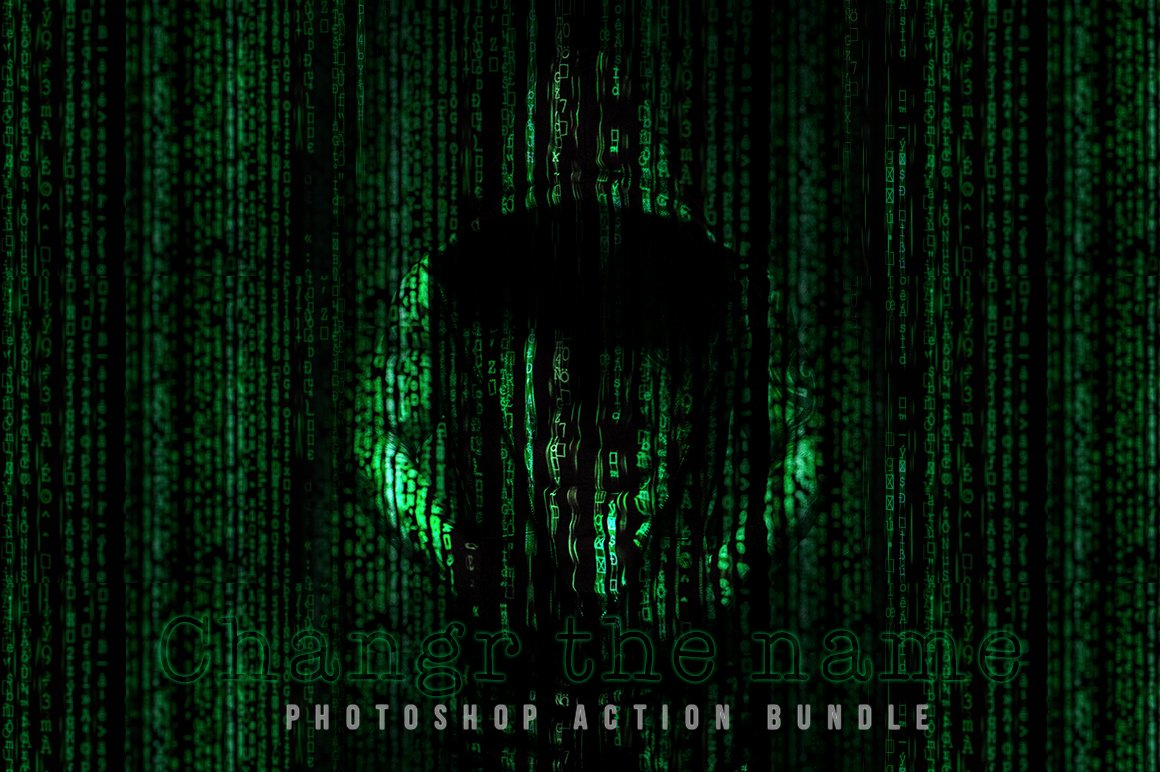 7-In-1 Illusionist Photoshop Action Bundle - Preview 1