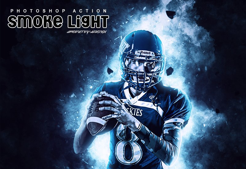 10-In-1 Destructive Lighting Photoshop Actions Bundle - Preview 27 1