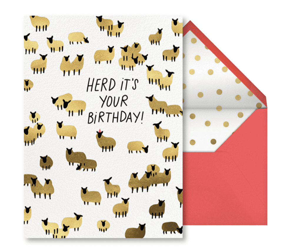 50+ Best Birthday Cards For Him & Her in 2020 - card 11