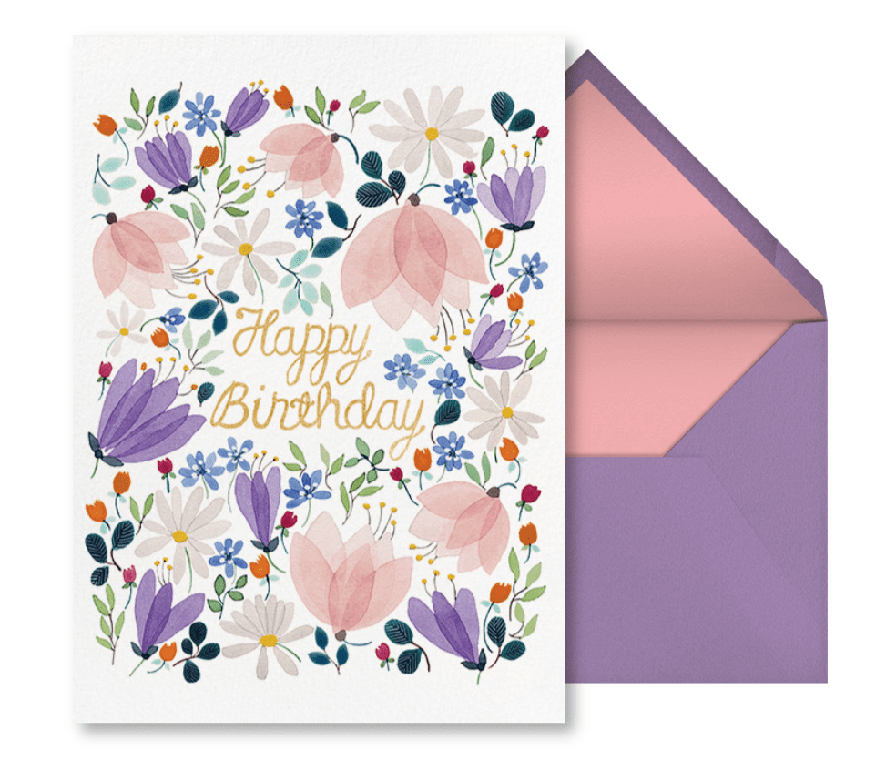 50+ Best Birthday Cards For Him & Her in 2020 - card 33