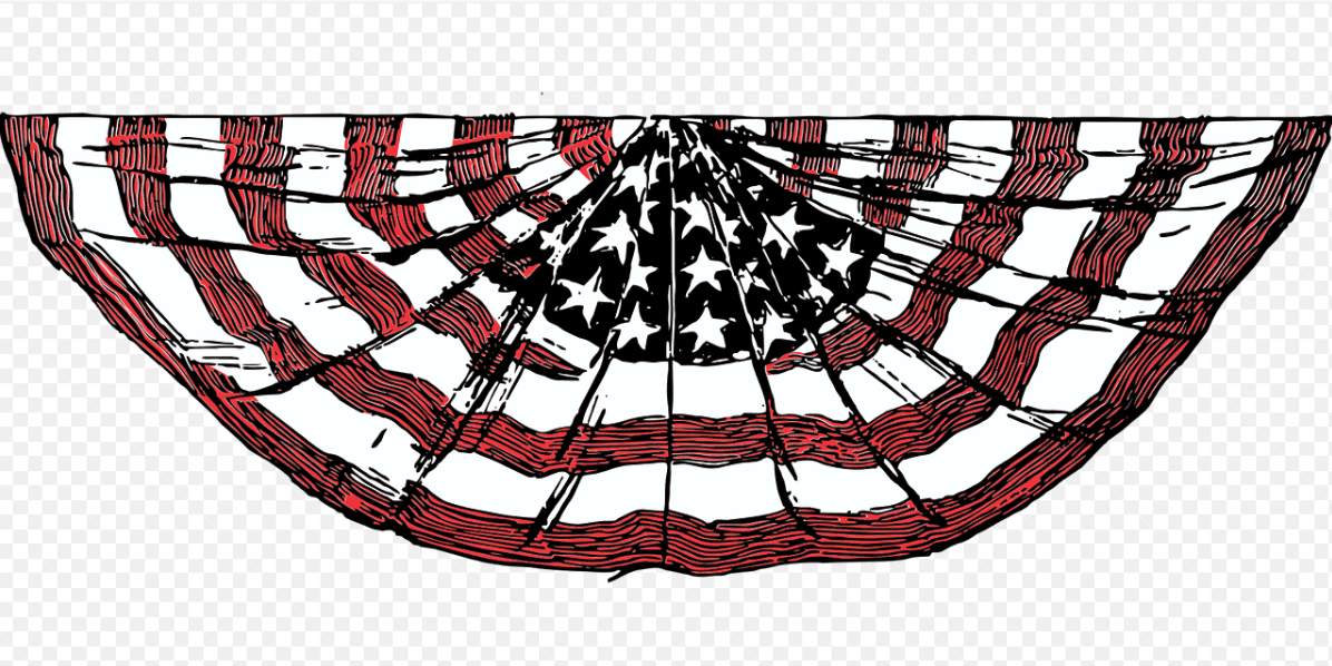 60+ American Flag Vector Products For Your Design Project 2020 - flag vector 14