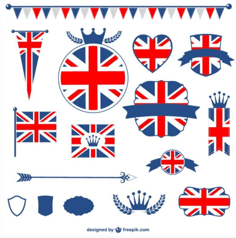 60+ American Flag Vector Products For Your Design Project 2020 - flag vector 58