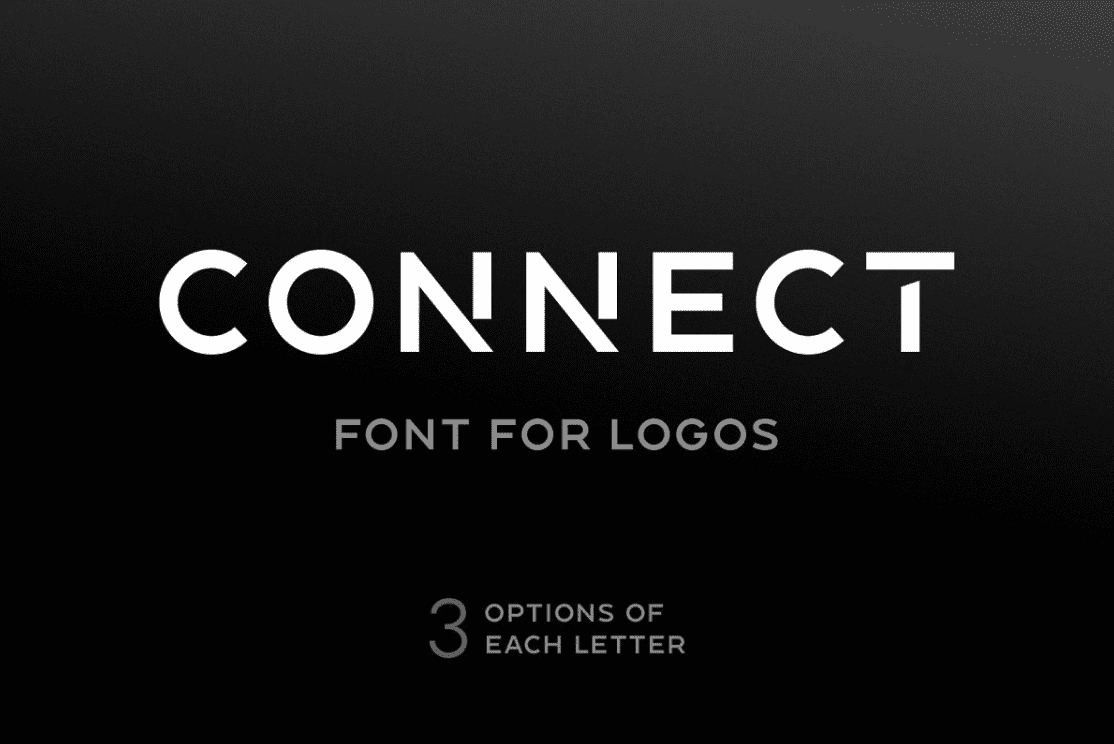 25 Best Logo Fonts 2020: Free and Premium - font for logos 7