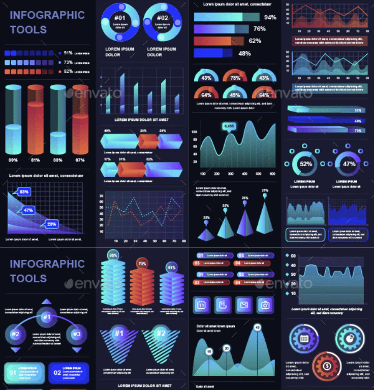 30+ Best Infographic Templates in 2020: Free, Premium, Made By Yourself 💹 - info 8