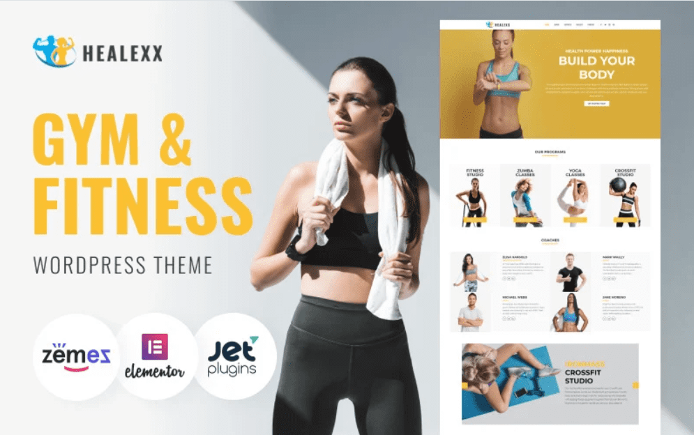 45+ Best Website Templates for Small Business in 2020 - small business website templates 13