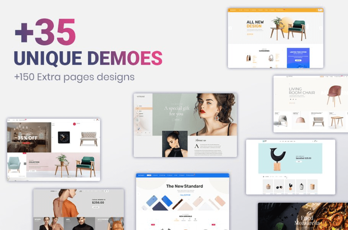 45+ Best Website Templates for Small Business in 2020 - small business website templates 3