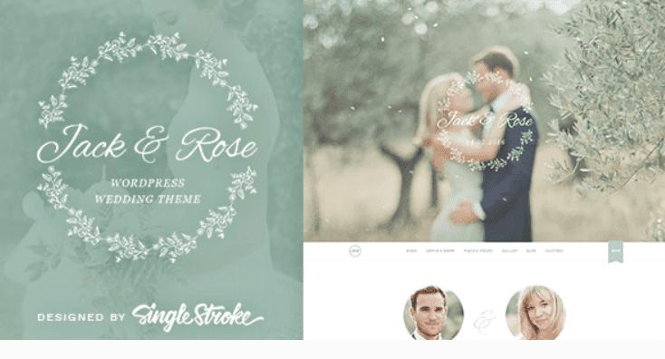 30+ Best Wedding Invitation Templates 2020: Free and Premium - template 1