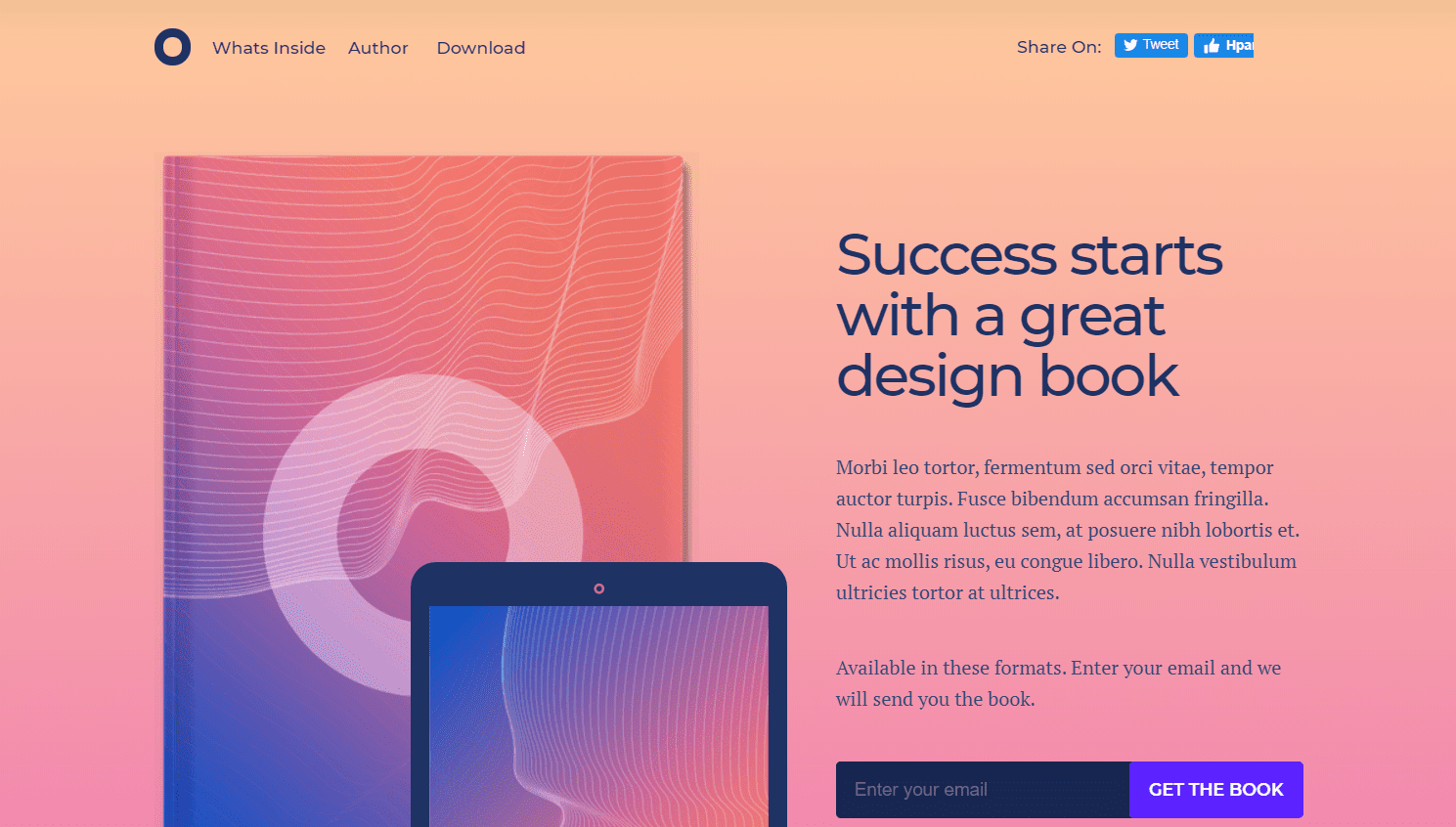 30+ Best Unbounce Templates in 2020: Free and Premium - unbounce template 2