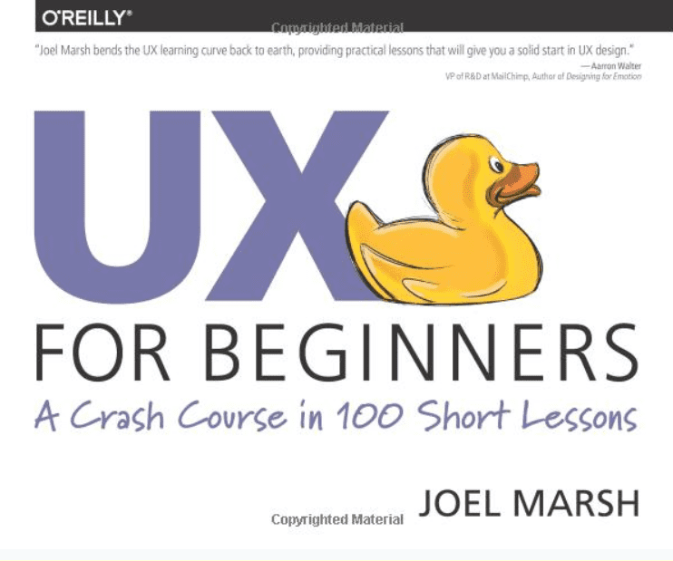 10 Steps How To Become A UX Designer. Ultimate Guide 2020 - book 8
