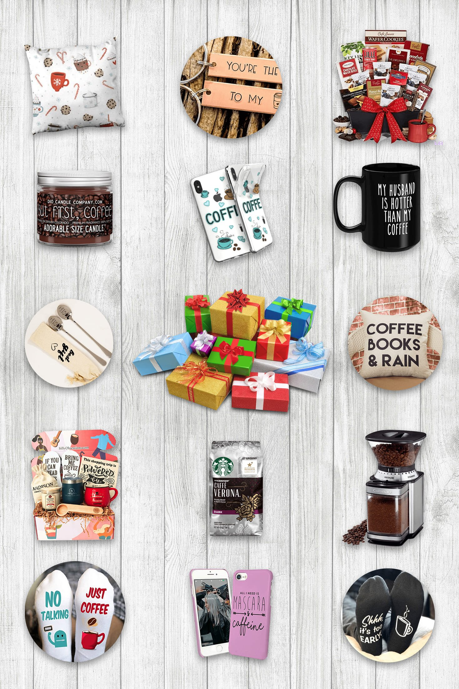 85+ Awesome Gifts for Coffee Lovers in 2020 - coffee pinterest