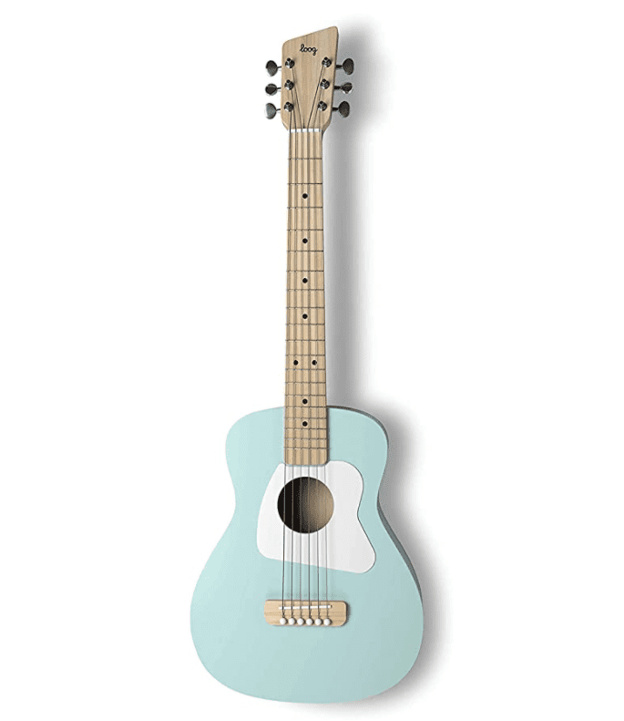 Loog Pro VI Acoustic - Green.