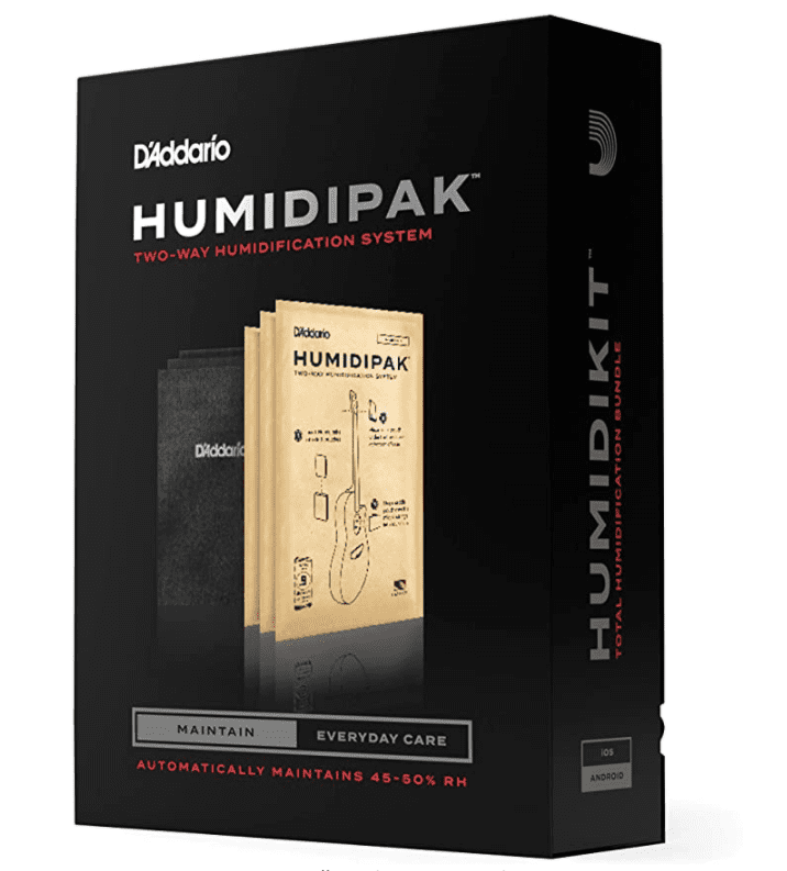 D'Addario Humidipak Automatic Humidity Control System (for guitar).