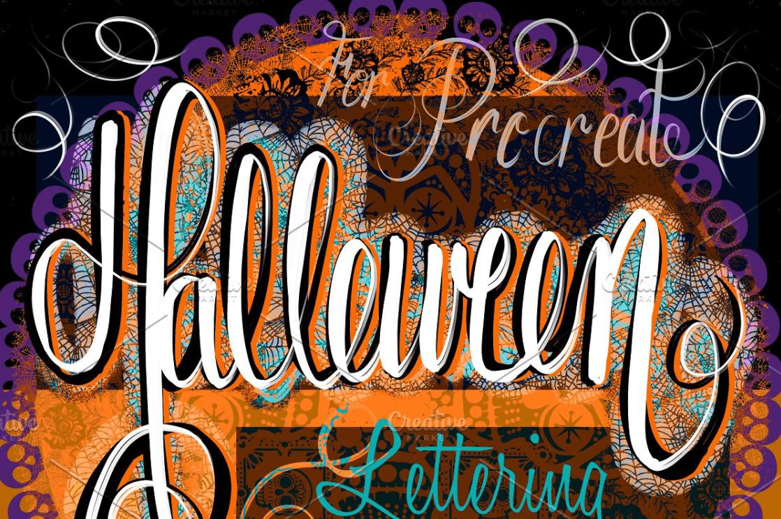 40+ Halloween Design Bundles in 2020: Amazing Design Resources with up to 90% OFF - halloween design bundle 1