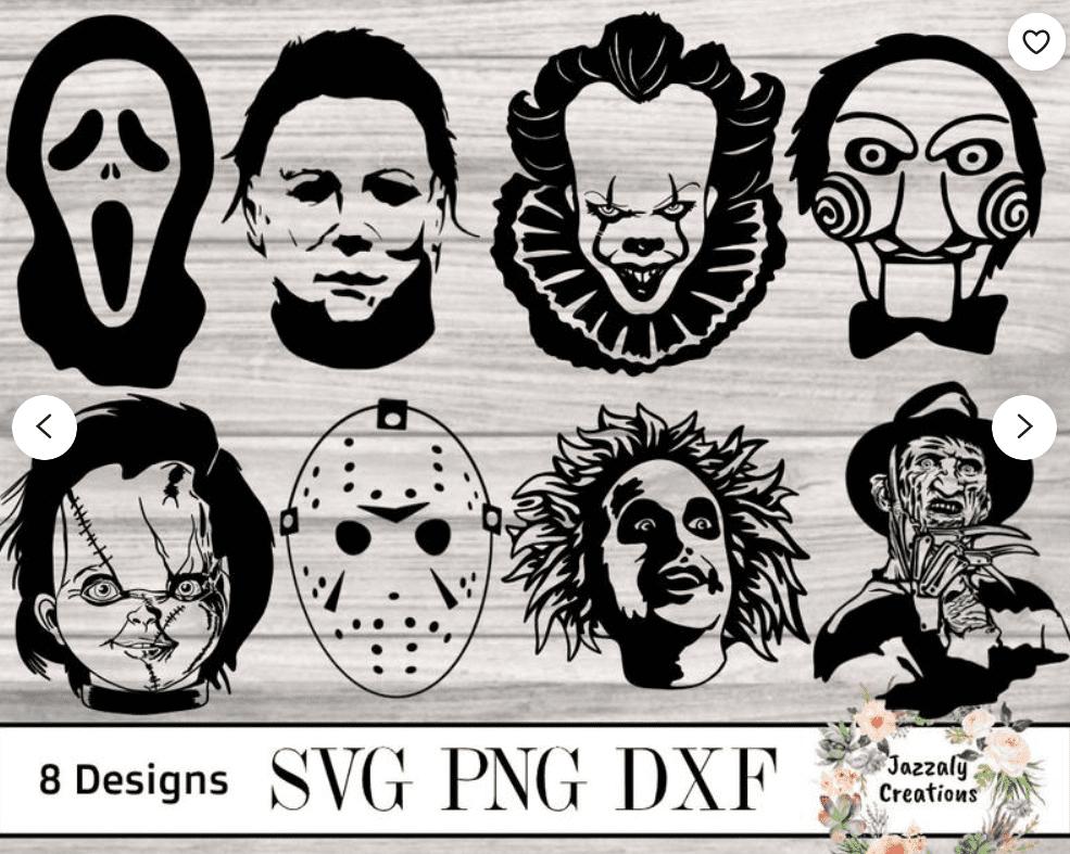 40+ Halloween Design Bundles in 2020: Amazing Design Resources with up to 90% OFF - halloween design bundle 15