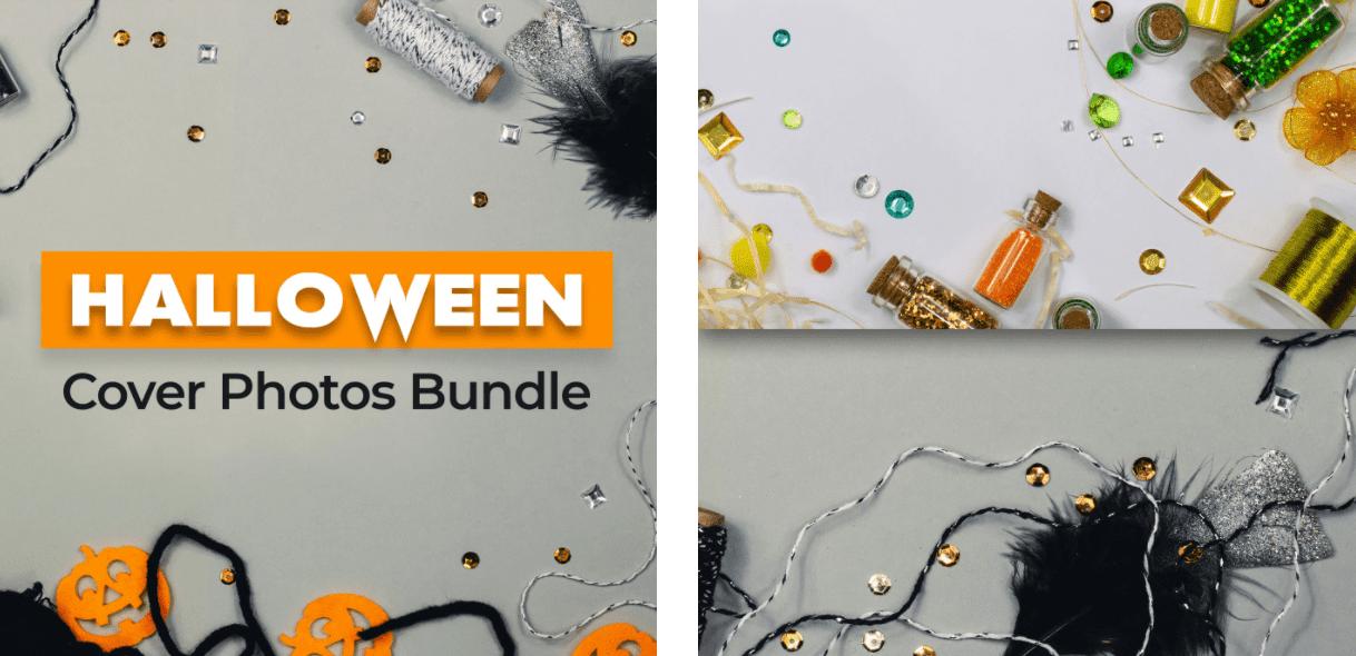 40+ Halloween Design Bundles in 2020: Amazing Design Resources with up to 90% OFF - halloween design bundle 6