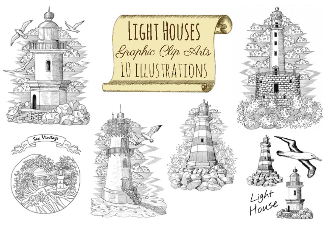 Everything You Need to Know about Lighthouse Clipart - lighthouse clipart clipart 3