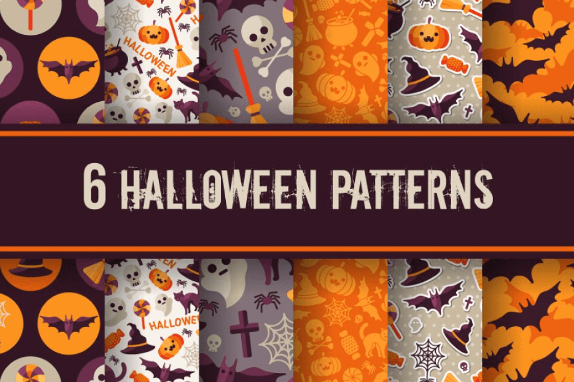 Halloween Pattern You Will Need This Spooky Season - pattern 11