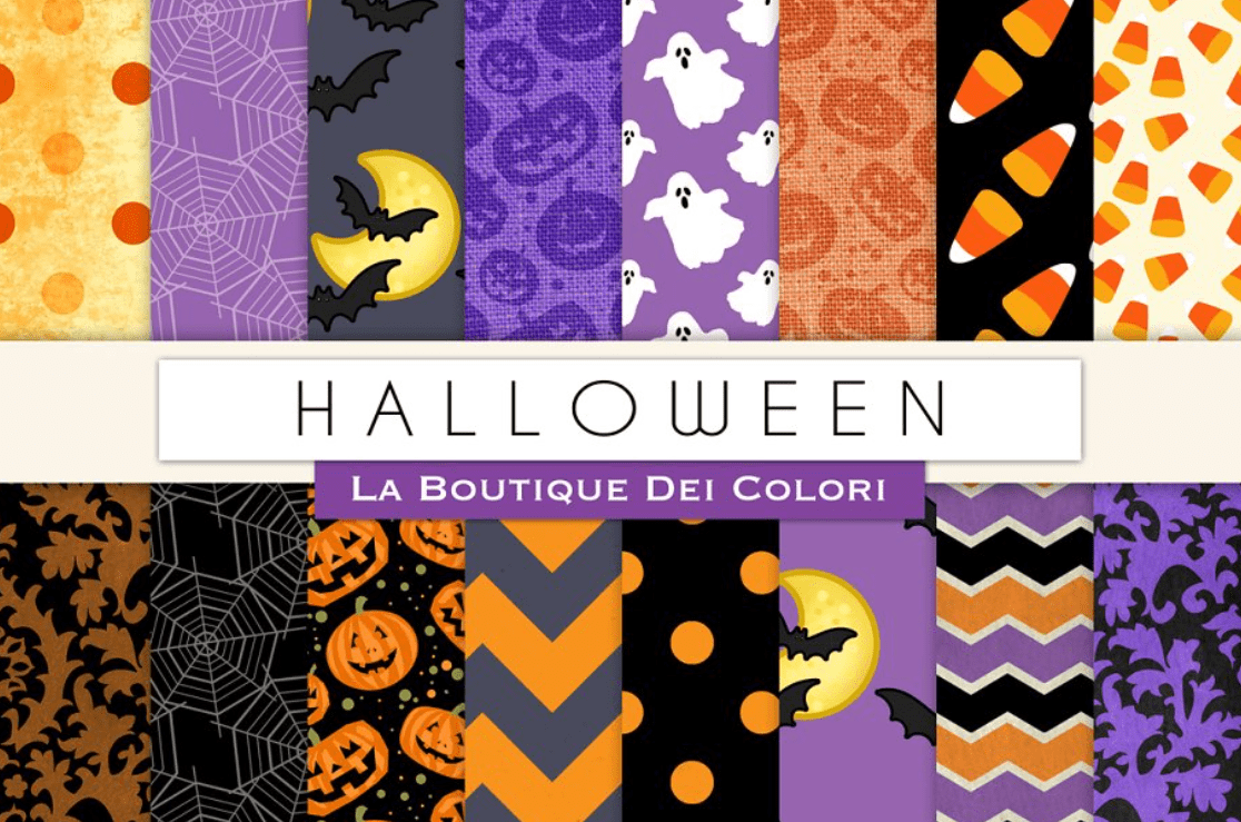 Halloween Pattern You Will Need This Spooky Season - pattern 12