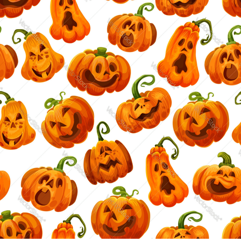 Halloween Pattern You Will Need This Spooky Season - pattern 19