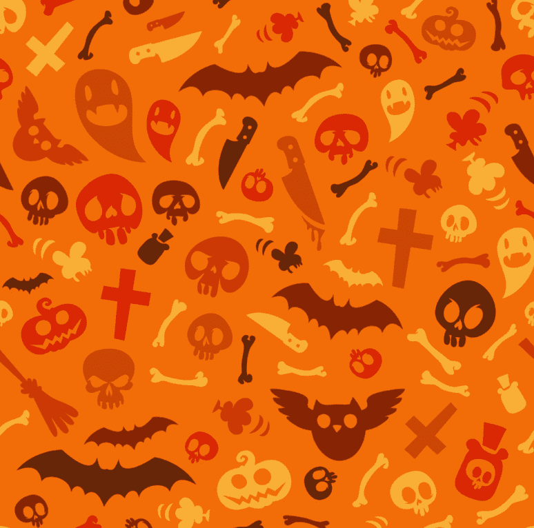 Halloween Pattern You Will Need This Spooky Season - pattern 20