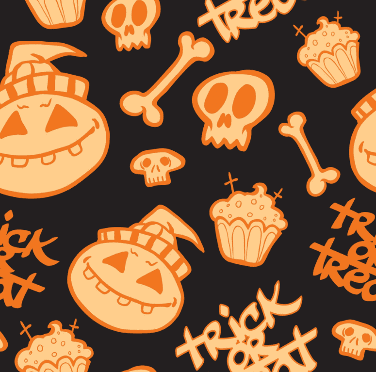 Halloween Pattern You Will Need This Spooky Season - pattern 21