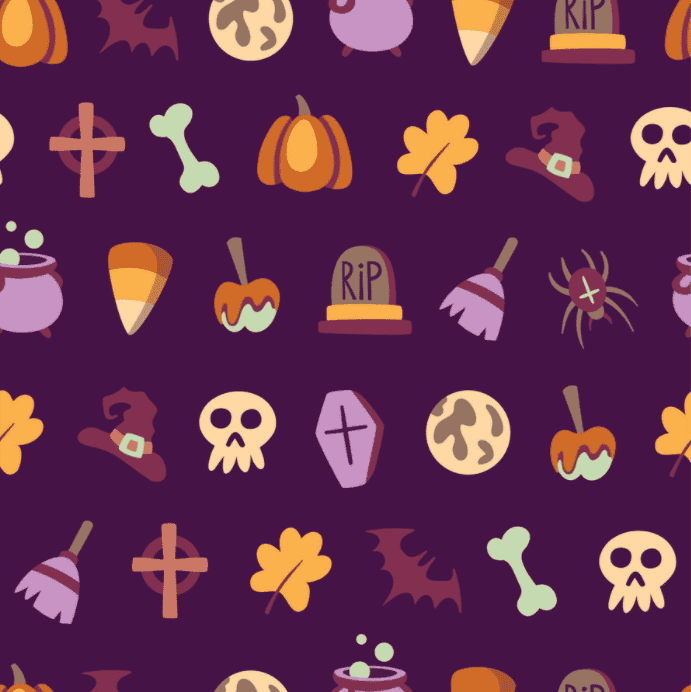 Halloween Pattern You Will Need This Spooky Season - pattern 22