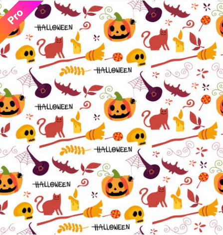 Halloween Pattern You Will Need This Spooky Season - pattern 24