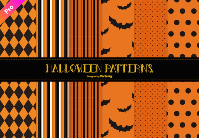 Halloween Pattern You Will Need This Spooky Season - pattern 25