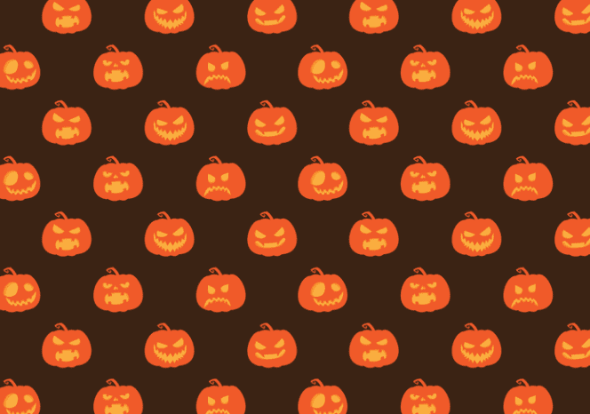 Halloween Pattern You Will Need This Spooky Season - pattern 26