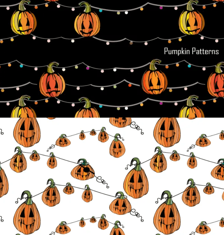 Halloween Pattern You Will Need This Spooky Season - pattern 35