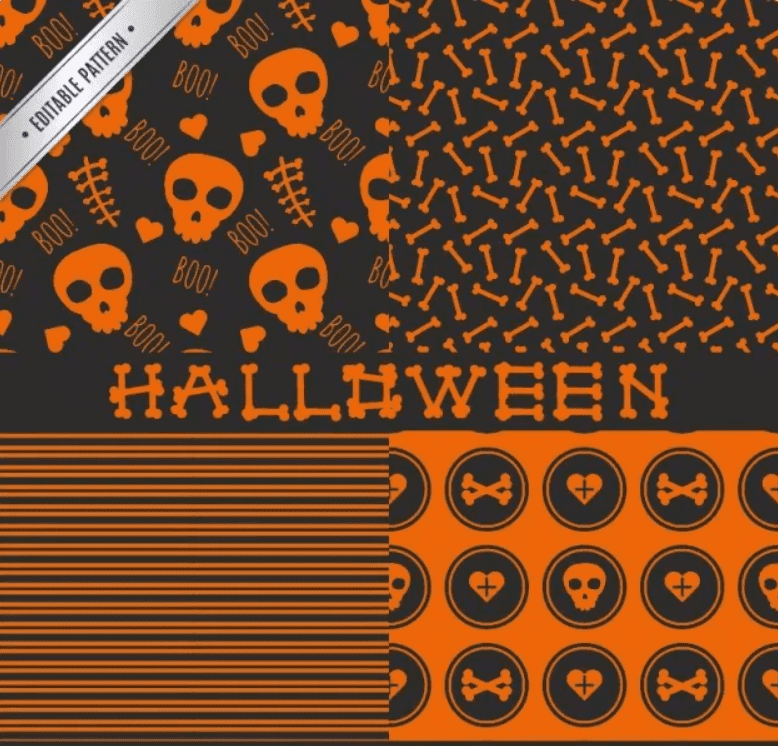 Halloween Pattern You Will Need This Spooky Season - pattern 38