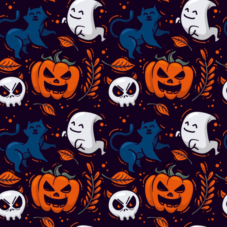 Halloween Pattern You Will Need This Spooky Season - pattern 39
