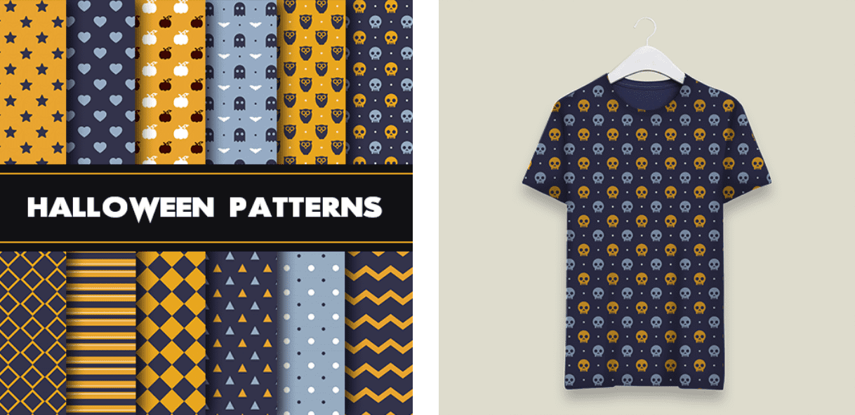 Halloween Pattern You Will Need This Spooky Season - pattern 5
