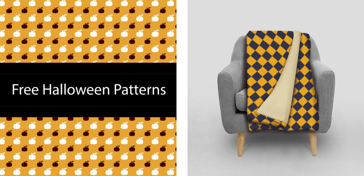 Halloween Pattern You Will Need This Spooky Season - pattern 6