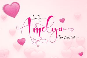 Lovely Amelya