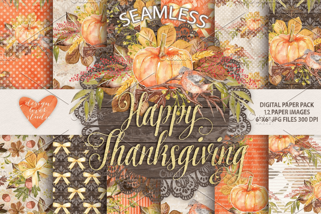 Best Thanksgiving Background 2020. 100+ Awesome Thanksgiving Background Images and Patterns - b 1