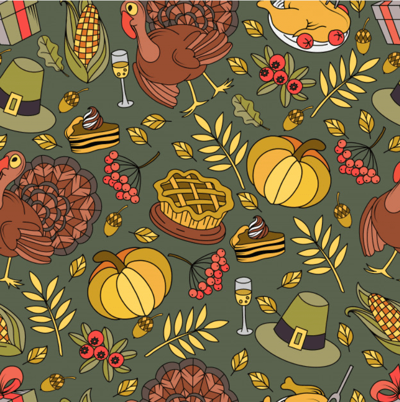 Best Thanksgiving Background 2020. 100+ Awesome Thanksgiving Background Images and Patterns - b 19