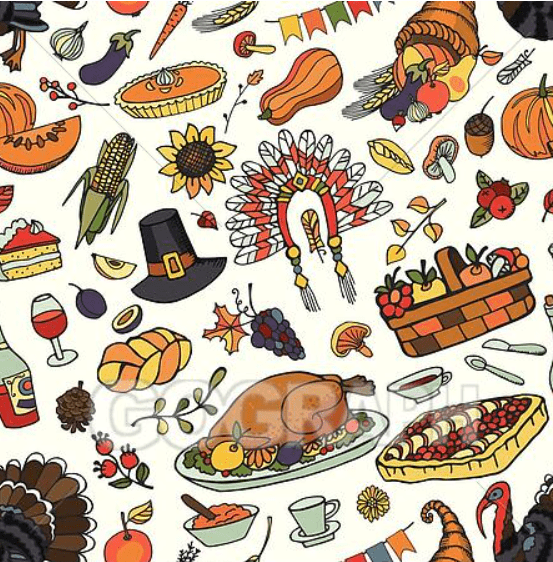 Best Thanksgiving Background 2020. 100+ Awesome Thanksgiving Background Images and Patterns - b 68