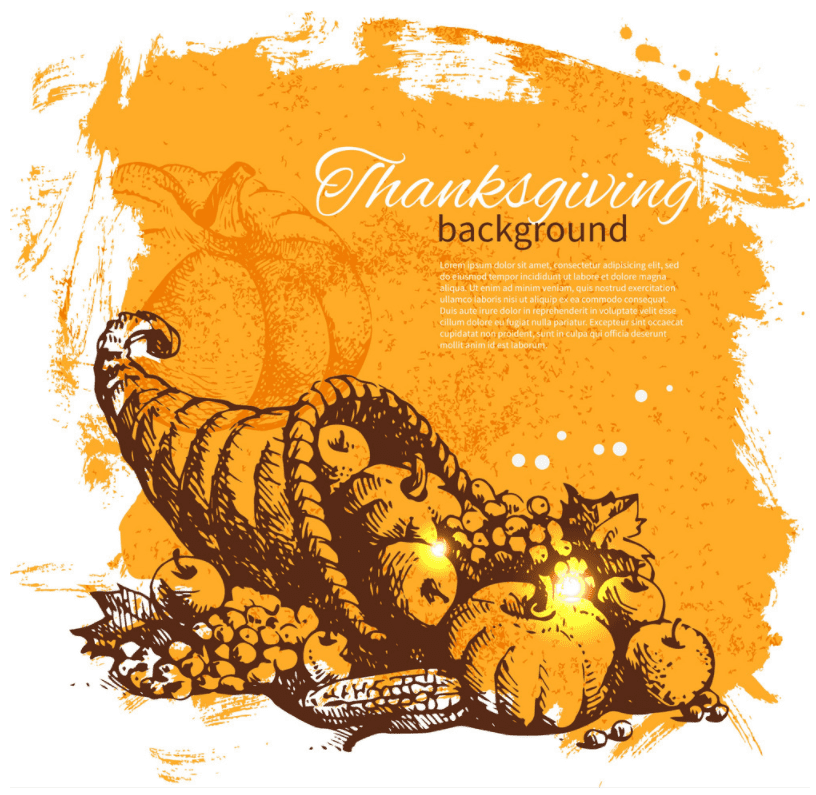 Best Thanksgiving Background 2020. 100+ Awesome Thanksgiving Background Images and Patterns - b 74