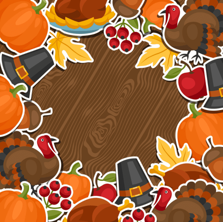 Best Thanksgiving Background 2020. 100+ Awesome Thanksgiving Background Images and Patterns - b 77