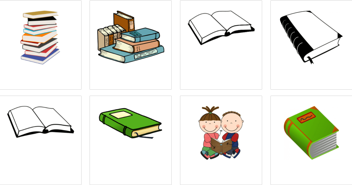 90+ Book Clipart. The World's Largest Kit Of Book Clipart For You - book clipart 39