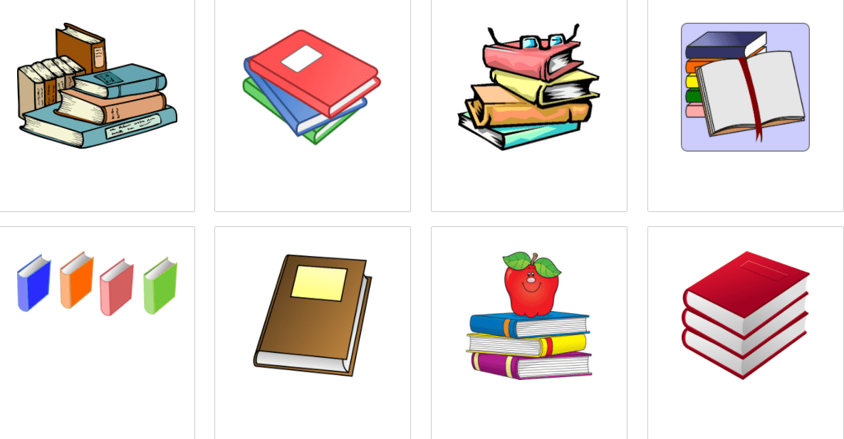 90+ Book Clipart. The World's Largest Kit Of Book Clipart For You - book clipart 40