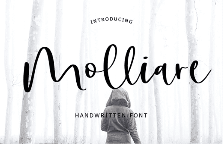 70+ Bullet Journal Fonts to Make Your BuJo Fancy in 2021 - bullet journal font 15