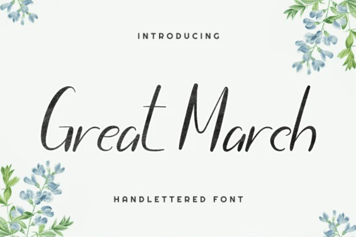 70+ Bullet Journal Fonts to Make Your BuJo Fancy in 2021 - bullet journal font 16