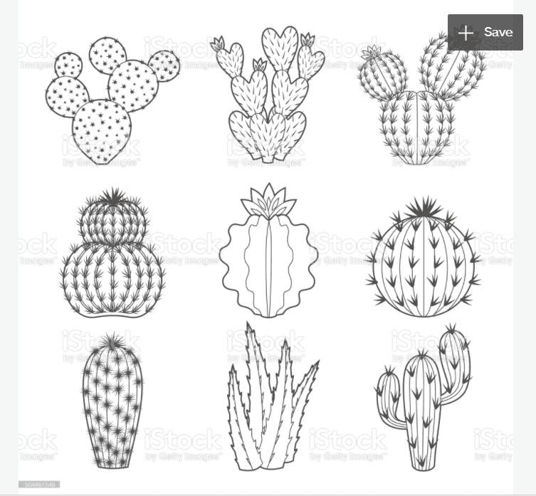 240+ Cactus Clipart 2021: Free and Premium Collections - cactus clipart 15